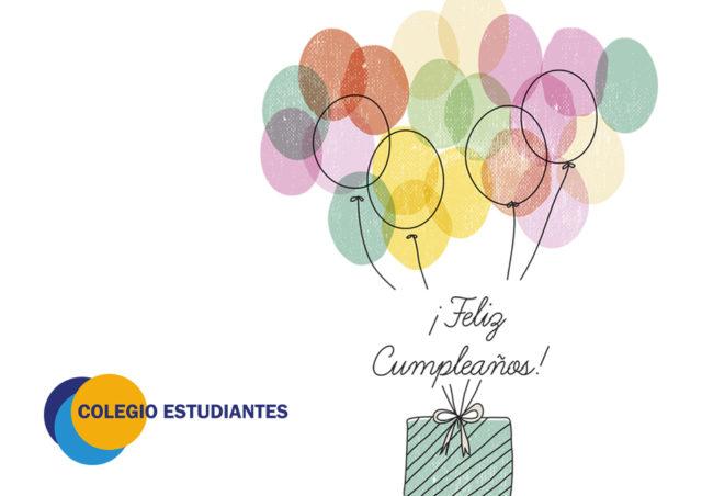 Cumpleaños Colegio Estudiantes