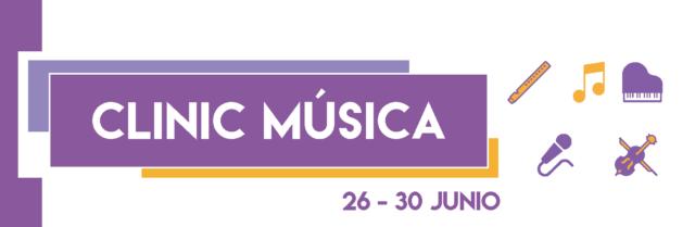 Clinic Música 2017
