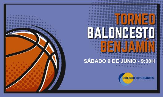 Torneo de Baloncesto Benjamin
