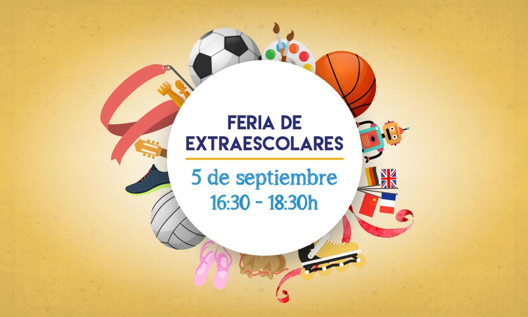 Feria de Extraescolares 2018/2019