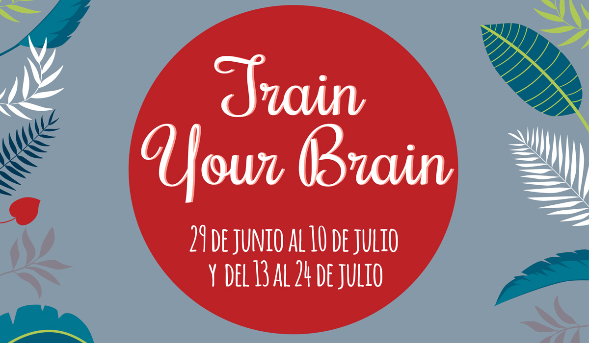 Train Your Brain Colegio Estudiantes VERANO 2020