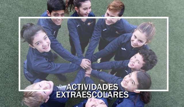 Puertas Abiertas 2021 Actividades Extraescolares Colegio Estudiantes