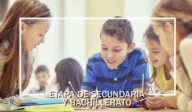 Puertas Abiertas 2021 Etapa de Secundaria y Bachillerato Colegio Estudiantes