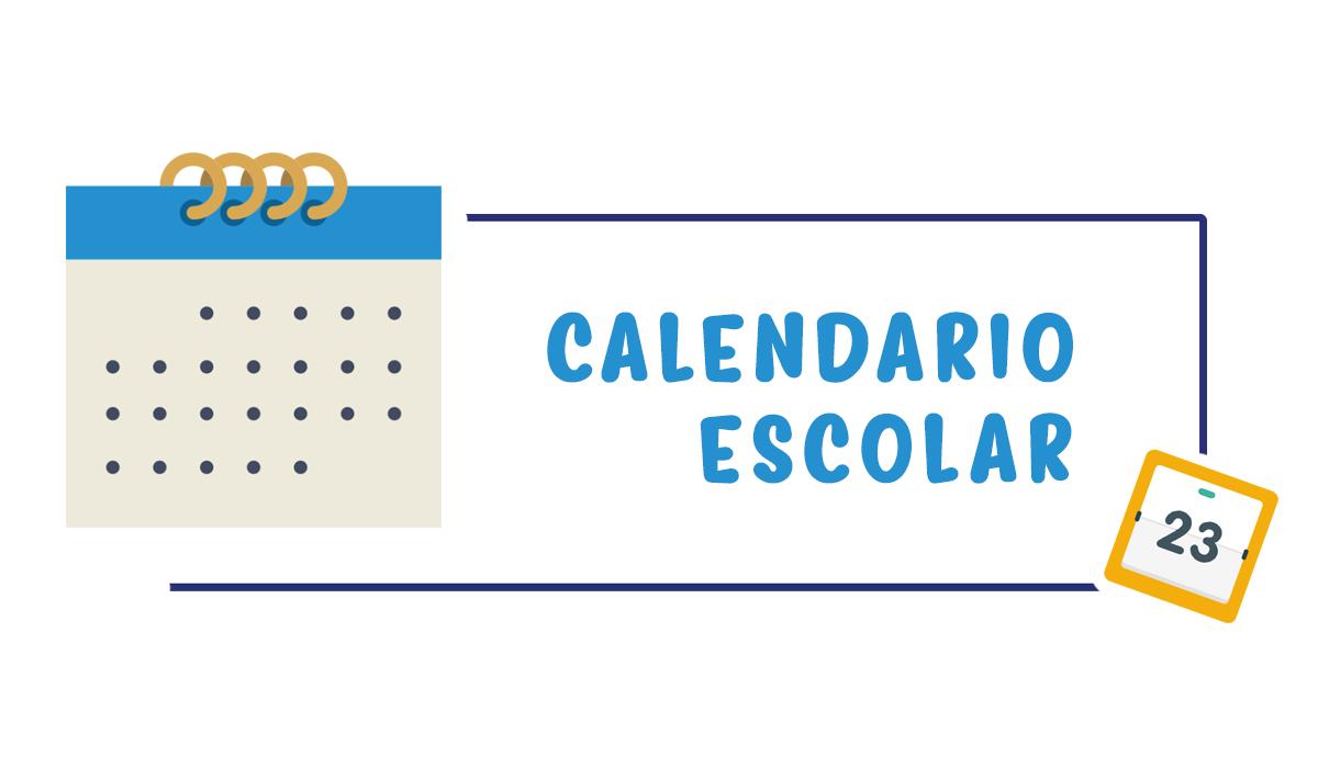 Calendario Escolar Curso 2020/2021