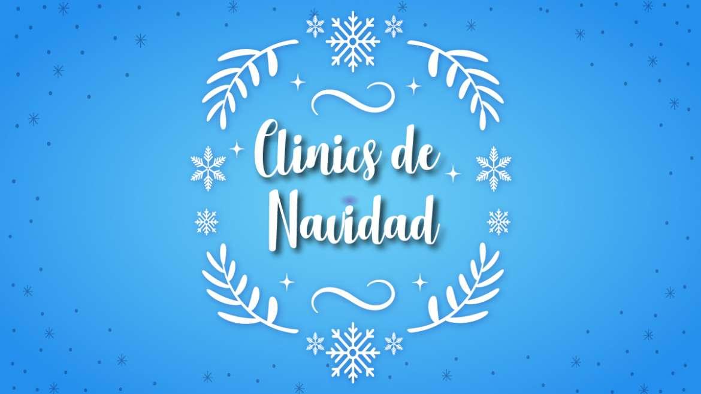 Clinics de Navidad 2019