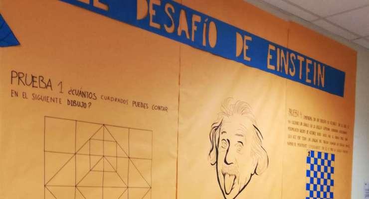 Resultado de 'El desafío de Einstein'