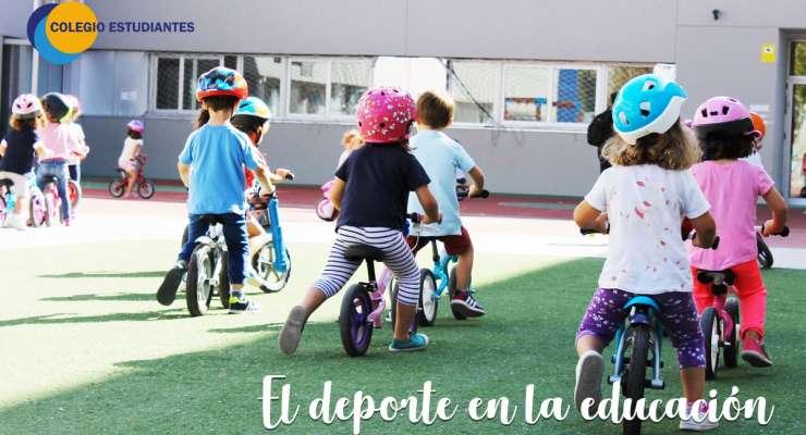 El deporte en la educación