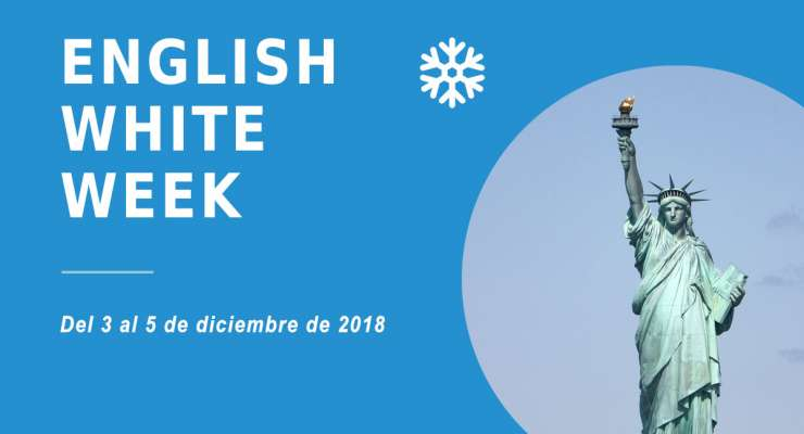 English White Week 2018