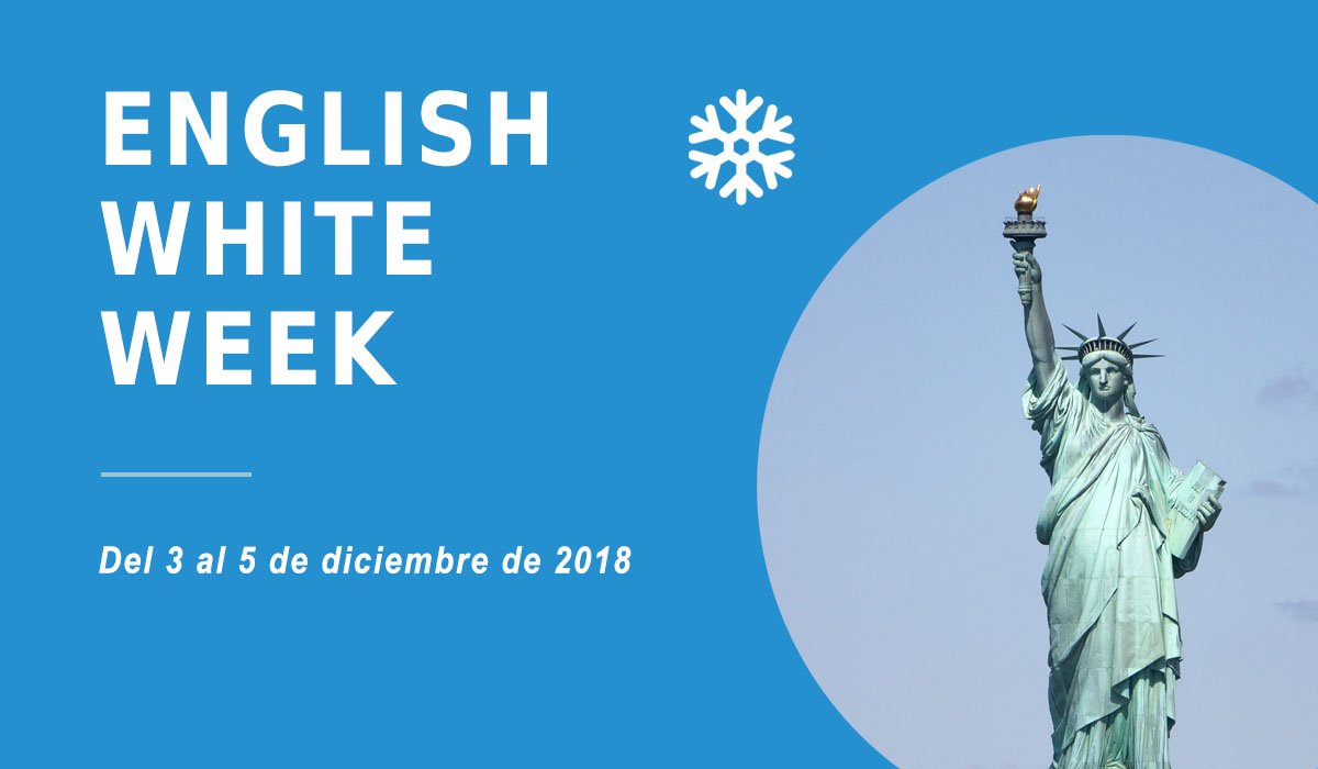 English White Week 2018