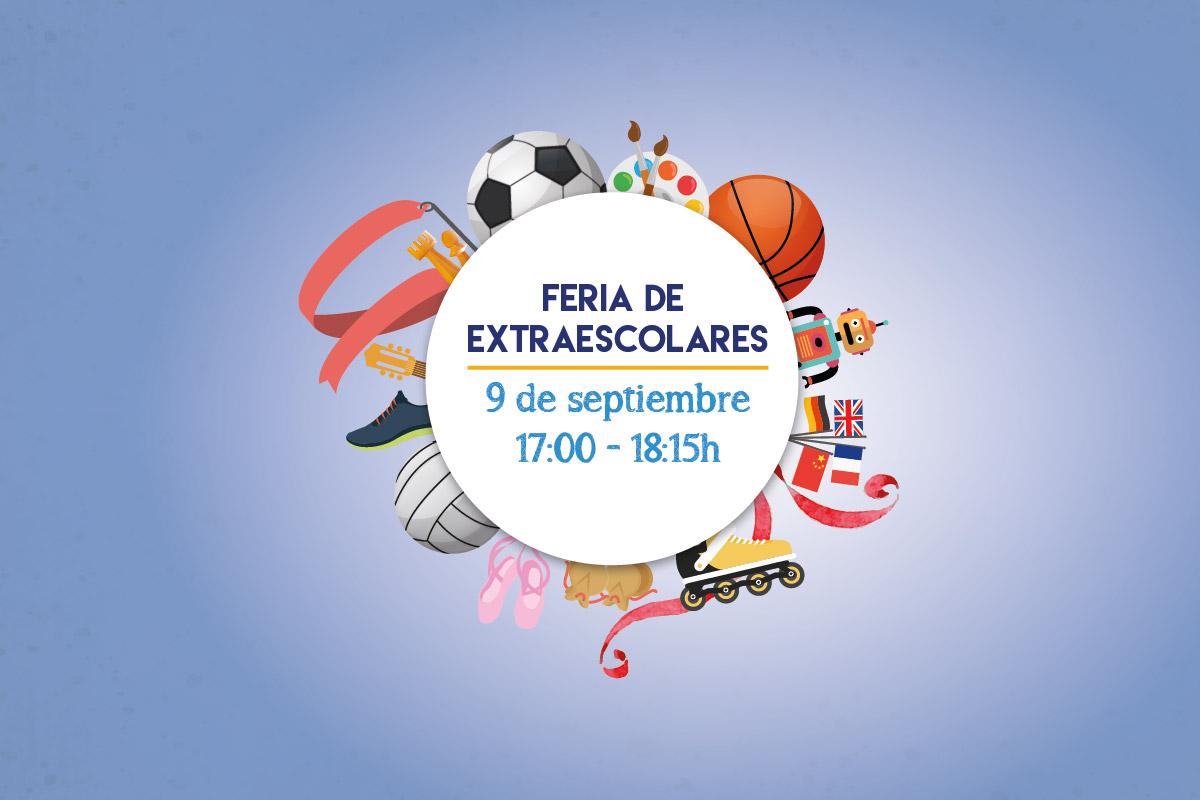 Feria de Actividades Extraescolares 2021