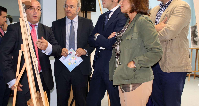 Ana Botella inaugura el nuevo Espacio Cultural de Las Tablas