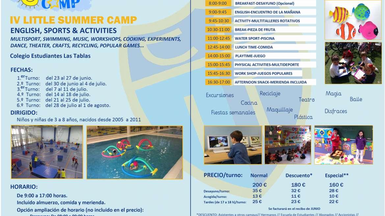 IV Little Summer Camp