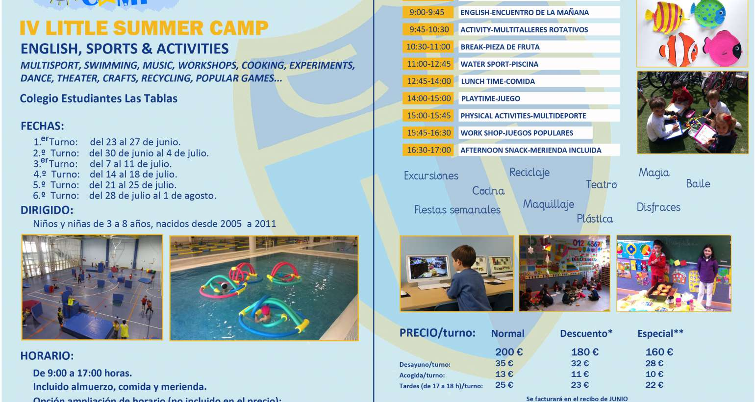 IV Little Summer Camp