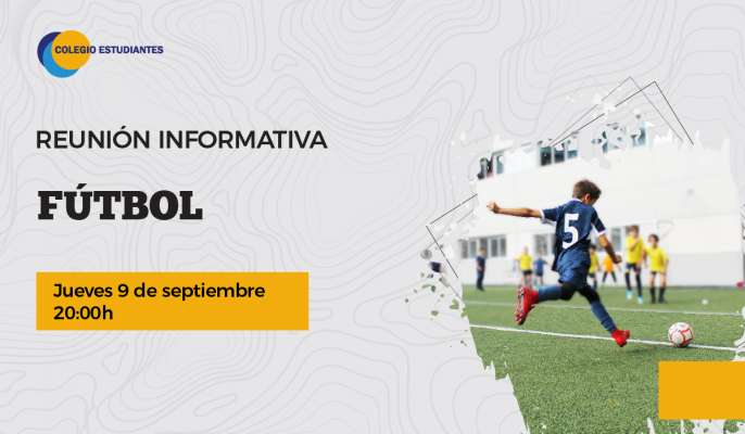 Reunión Informativa Fútbol