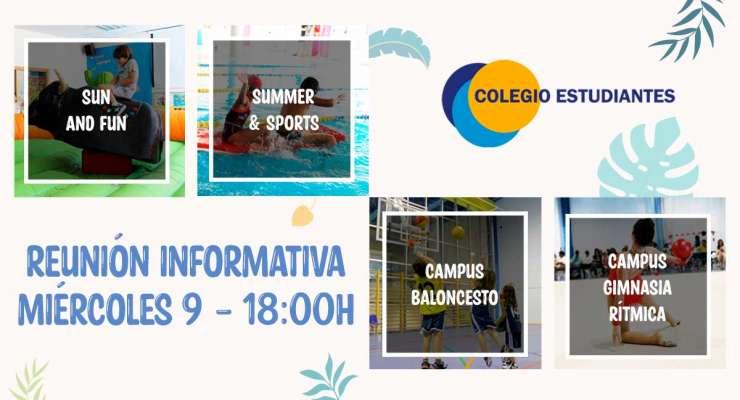 Reunión Summer Camps