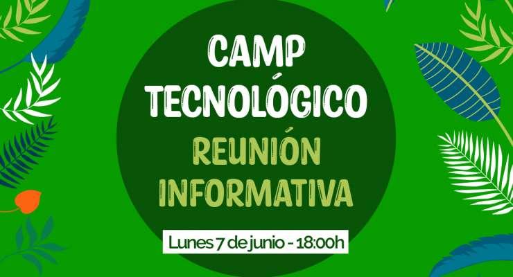 Reunión Camp Tecnológico