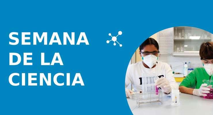 Semana de la Ciencia Colegio Estudiantes