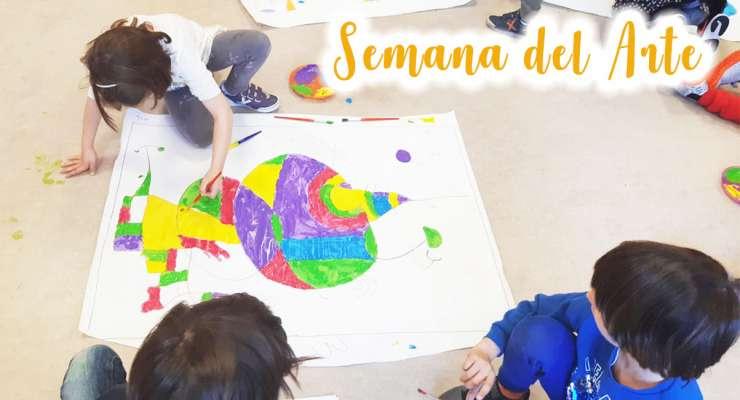 Semana del Arte 2020 Colegio Estudiantes