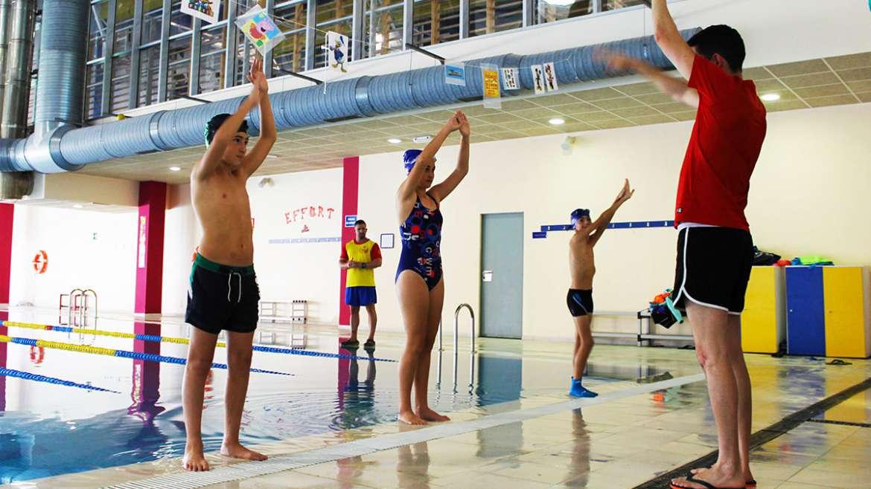 Tabla ritmos nataciones