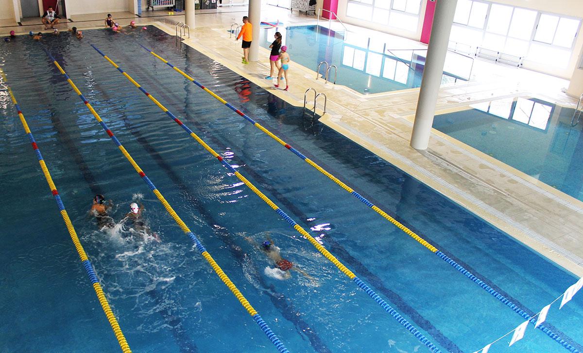 Intensivos de natación