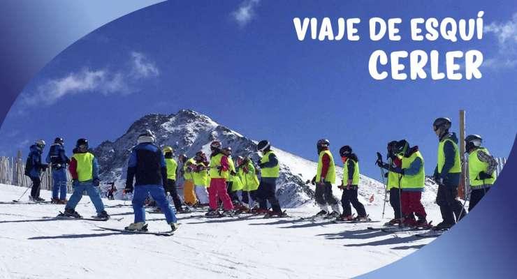 Viaje de esquí – Cerler 2020