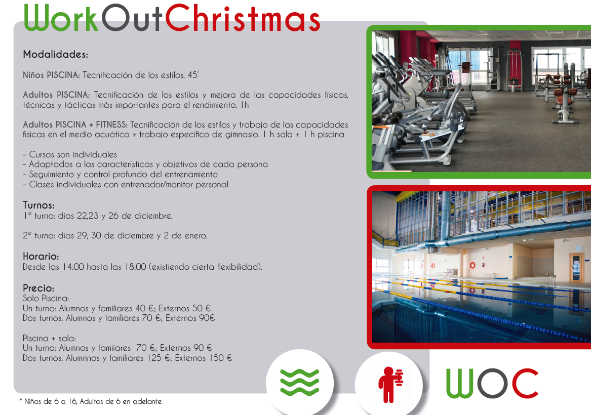 Work Out Christmas
